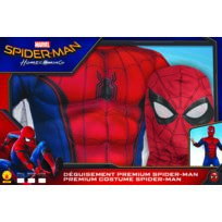 MARVEL - SPIDERMAN - Panoplie Luxe - Taille S - 155032S