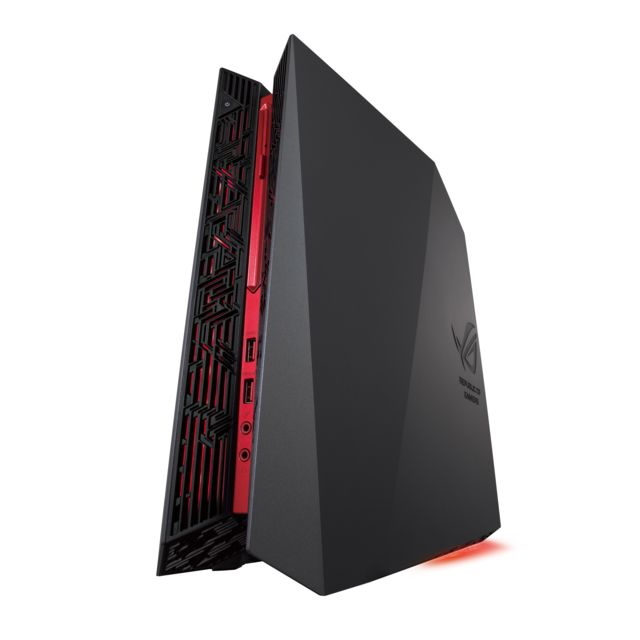 ASUS Unité centrale Intel® Core™ i7-6700 - HDD 2 To + 256 Go - RAM 32 Go - Nvidia GTX 980 4 Go - Windows 10