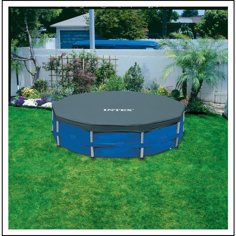intex b che pour piscine armature hors sol dia 3 66 m 28031 pas cher achat vente. Black Bedroom Furniture Sets. Home Design Ideas