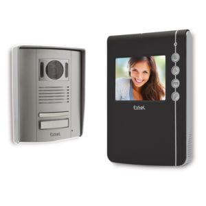 extel visiophone 2 fils compact lena 11 3 pas cher. Black Bedroom Furniture Sets. Home Design Ideas