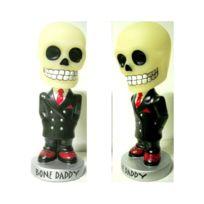 Universel - Figurine bone daddy geant 45cm tres rare statuette rock rol