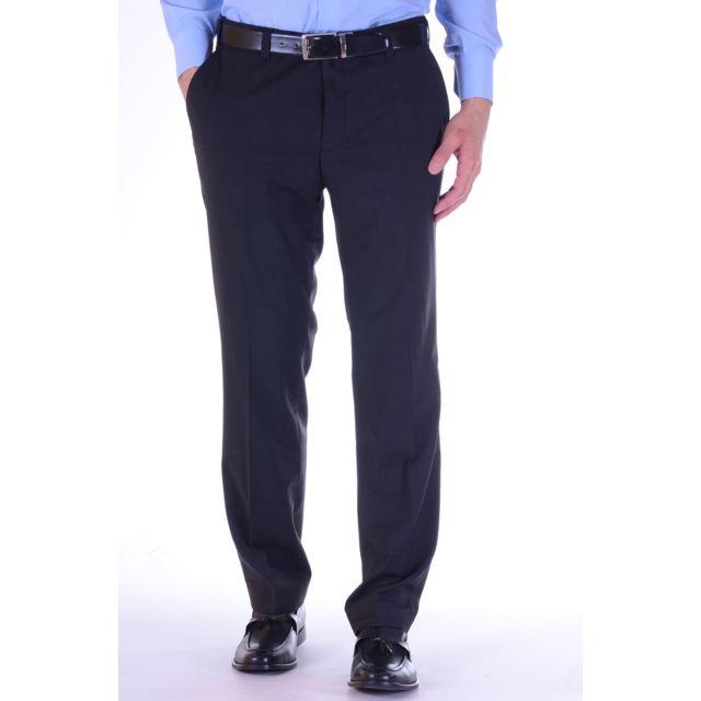 78682b012021f Luigi Morini - Pantalon Homme Classic - pas cher Achat   Vente Pantalon  homme - RueDuCommerce