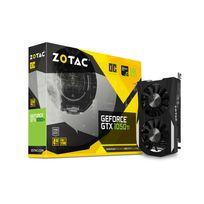 ZOTAC - GeForce GTX 1050 Ti 4GB OC