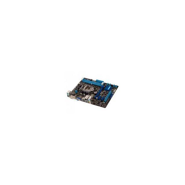 Asus - Carte mère P8H61-M Le R2.0 S1155 H61 Matx Vga+SND+GLN+U2 Sata2 Ddr3