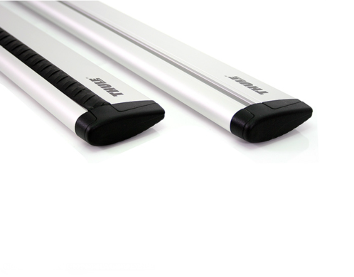 thule 969 aluminium wingbar pas cher achat vente barres de toit rueducommerce. Black Bedroom Furniture Sets. Home Design Ideas