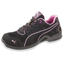 d04db791131f78 Puma - Chaussure de sécurité basse femme Fuse Pink Low Esd S1P Src. Plus  que 9 articles