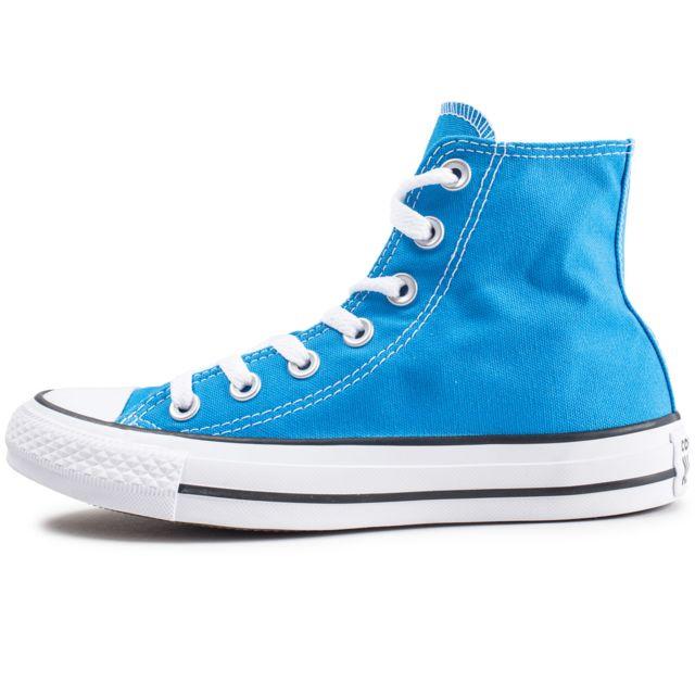 basket converse bleu femme