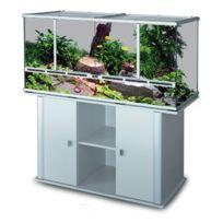Zolux - Terrarium 118 Finition Aluminium