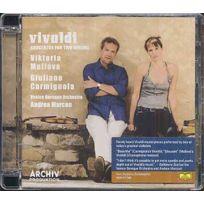 Archiv Produktion - Antonio Vivaldi | Viktoria Mullova - Concertos pour 2 violons Rv516, 511, 514, 524, 509 et 523