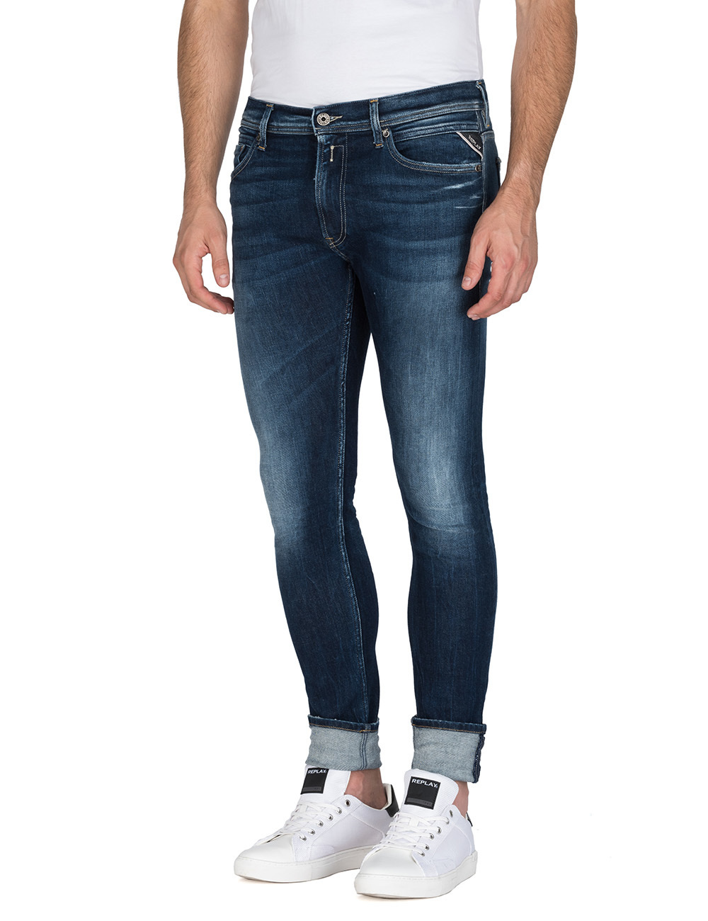 Jean Homme - coupe skinny