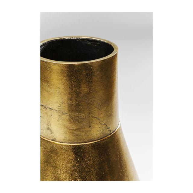 Karedesign - Vase Turis Cone Kare Design Vert - 15cm x 15cm