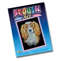 Kitfix Swallow Group Ltd - Ksg Sequin Art Epagneul