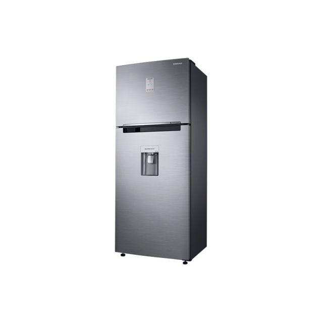 Samsung Réfrigérateur congélateur haut RT46K6600S9/EF 452l,A+,inox,182cm/70cm