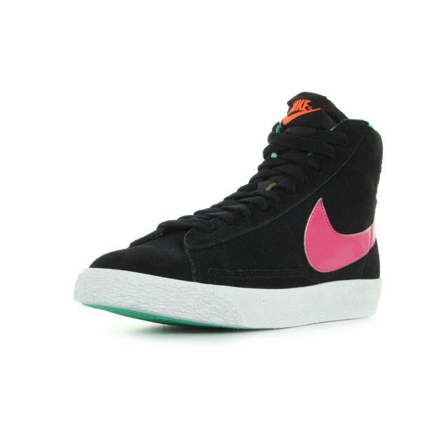 half off 6699c 685d0 Nike - Blazer mid vintage GS - pas cher Achat  Vente Baskets enfant -  RueDuCommerce