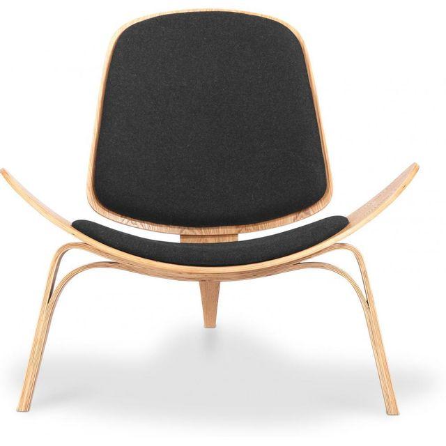 Privatefloor Fauteuil Ch07 armchair Wegner Style