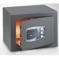 TECHNOMAX - Coffre-fort de sécurité à poser avec serrure-à-clé/combinaison -DMD/4