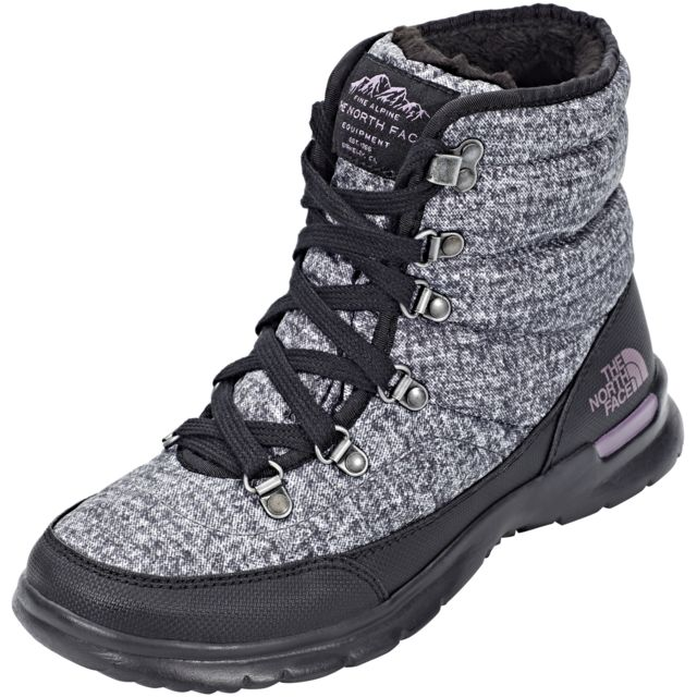 Gris The Femme Pas Lace Face Ii North Thermoball Chaussures 6r6T0pq4