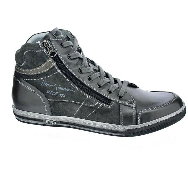 Homme Chaussures Modèle Bottes Nero Giardini Cher Pas 5361 Achat 8kOnwP0
