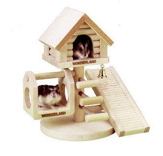 Karlie Flamingo Maison pour hamsters Arbre Wonderland