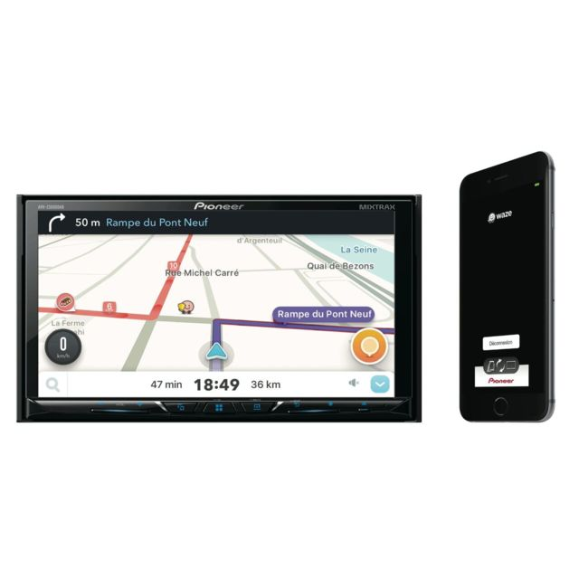 pioneer autoradio gps avh z5000dab achat vente. Black Bedroom Furniture Sets. Home Design Ideas
