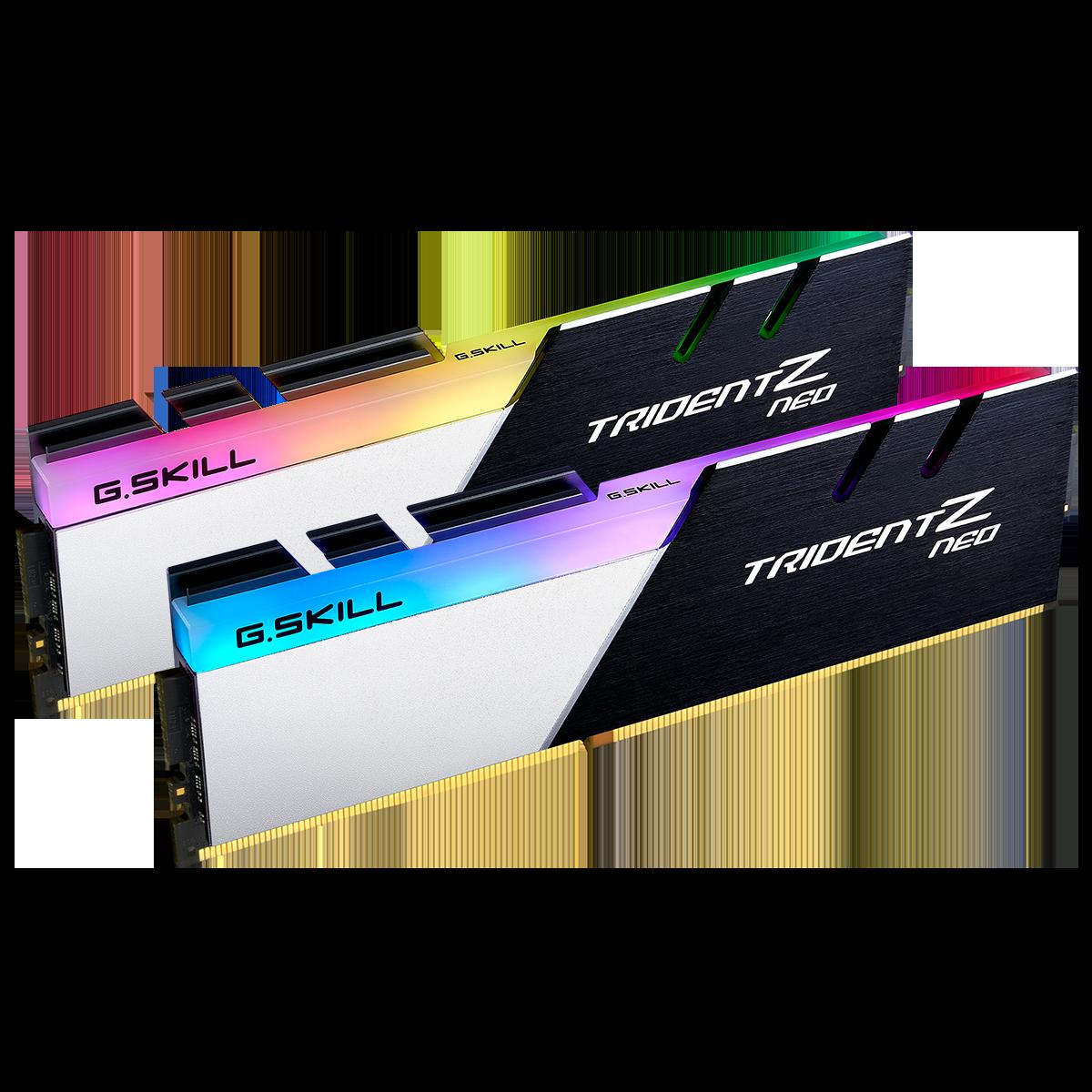 Kit de RAM Trident Z Neo 2 x 16 Go DDR4 3200 MHz G.SkillNoir