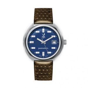 Jaz - Montres Marron pour Homme - Jz111/1 Bleu - Bleu