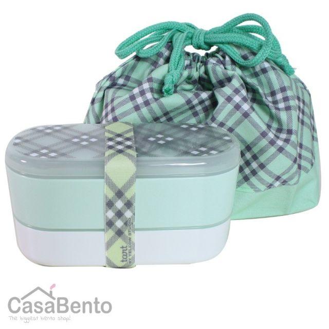 Casabento Bento Tart + Sac - Vert