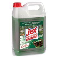 Jex - Nettoyant désinfectant Express pin des Landes - Bidon de 5 litres