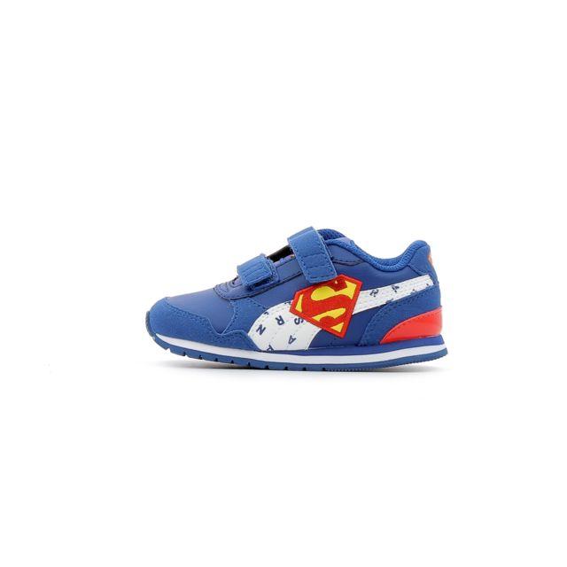 046f71899529b Puma - Baskets basses Inf Jl St Runner v2 Baby Superman - pas cher Achat    Vente Baskets enfant - RueDuCommerce