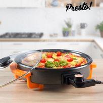 Tristar - Cuiseur 40 Cm Multifonctions Pizza Paella Tartes