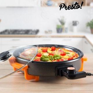 Tristar Cuiseur 40 Cm Multifonctions Pizza Paella Tartes
