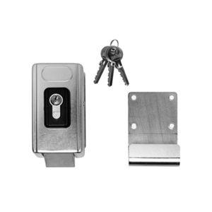 Wimove serrure lectrique es fa 24v verrouillage lat ral - Serrure electrique pour portail exterieur ...