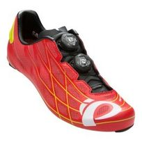 Pearl Izumi - Chaussures Road Pro Leader rouge