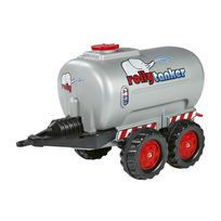 d6b9951ac88a47 Rolly Toys - 122127 RollyTanker - Remorque citerne pour tracteurs à pédales