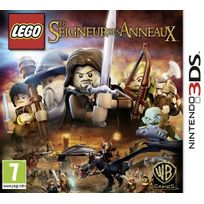 Disney - Lego Seigneur Des Anneaux 3ds