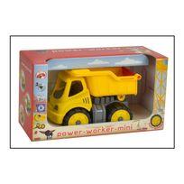 Big - 800055801 Power-Worker Mini camion benne