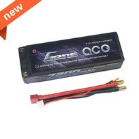 Gens Ace - 7200mAh 7.4V 70C 2S1P Hardcase Car LiPo Battery Pack 47, EFRA&BRCA approval