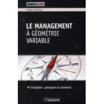 Entreprise Et Carrieres - Le Management A Geometrie Variable. S'Adapter : Pourquoi Et Comment