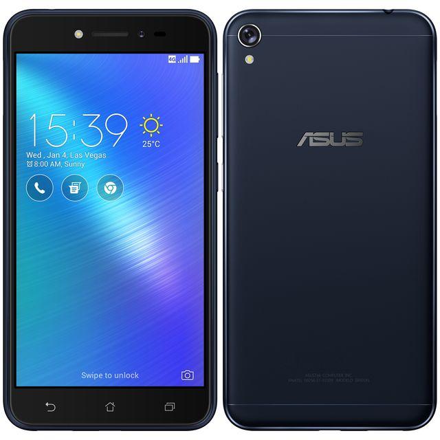 ASUS - ZenFone Live - ZB501KL - 16 Go - Noir Marine