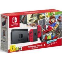 NINTENDO - Console Switch Super Mario Odyssey Edition