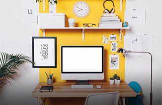 Espace bureau / de travail - Bureau