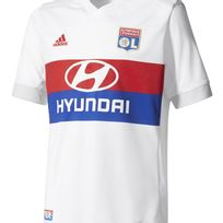 Adidas performance - Maillot De Football Ol Domicile 2017-18