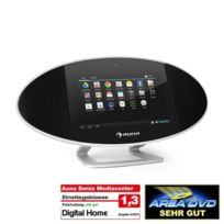 "AUNA - Swizz Mediacenter Android Touchscreen 18cm 7"", WiFI HD"
