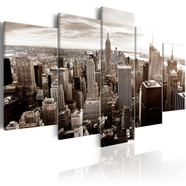 Artgeist Tableau - Stylish Manhattan
