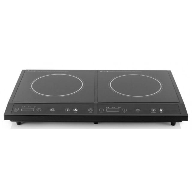tristar plaque induction ik 6179 2 foyers 3400w achat plaque de cuisson induction. Black Bedroom Furniture Sets. Home Design Ideas