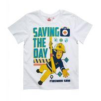 Sam Le Pompier - T-shirt à manches courtes
