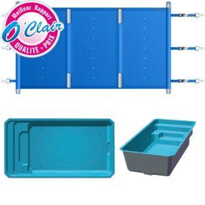 piscine center o 39 clair b che barres pool barres plus rectangle pour piscine coque g n ration. Black Bedroom Furniture Sets. Home Design Ideas