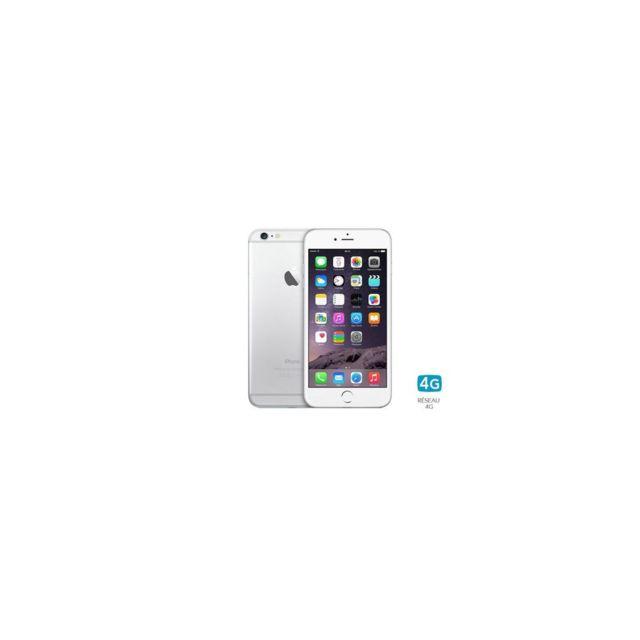 APPLE - iPhone 6 Plus - 16 Go - Argent - Reconditionné