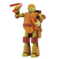giochi preziosi figurine tortue ninja transformable michelangelo - Jeux Tortues Ninja Gratuit