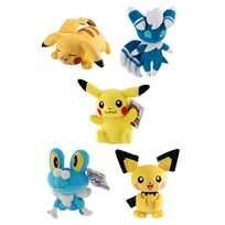 Tomy - Pokemon - Peluche Pokemon XY 25 cm